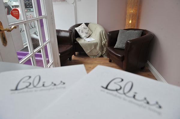 Bliss Salon beauty services in Perth, Scotland. Waxing, Threading, Facials, Neom, Elizabeth Arden pro.
