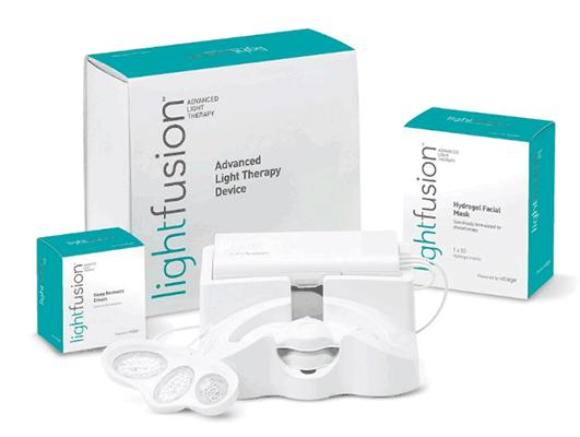 Lightfusion product shot