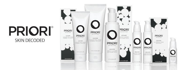 Image of Priori Product Range