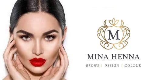 Mina Henna Logo