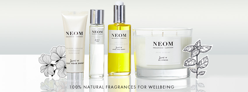 Neom from Bliss Salon, Perth, Scotland